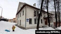 Дом на Шпалернай вуліцы