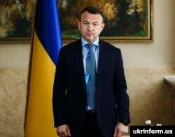 Олексій Петров, якого обрали головою Закарпатської обласної ради