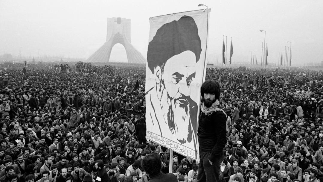Картинки по запросу революция в иране 1979