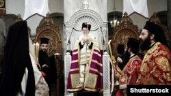 Вселенський патріарх Варфоломій I (архівне фото)