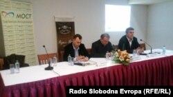 """Во Охрид се одржа дебата на тема """"Дали зголемената урбанизација го уништува Охридското Езеро?"""