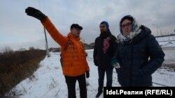 В воскресенье поддержать активистов приехал Искандер Ясавеев