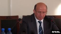 Tajik Anticorruption Agency head Fattoh Saidov