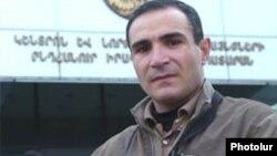 Photojournalist Gagik Shamshian