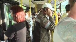 Санитарные требования, несовместимые с реальностью городских автобусов