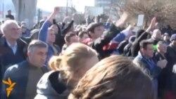 Bosnian Protests Dwindle, But Economic Troubles Run Deep