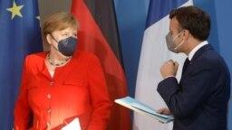 Cancelarul german și președintele francez au pledat pentru un summit UE-Rusia cu participarea lui Vladimir Putin.