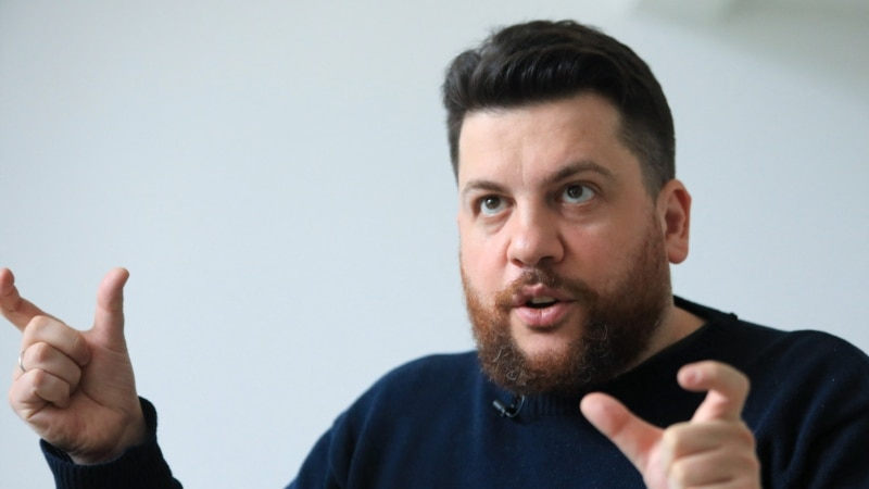 Полиция завела дело о клевете из-за поста Волкова про Пригожина