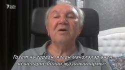 """Надир Дәүләт: """"Кеше хакимияткә килгәч шул кадәр бәгырьсез була аламы?"""""""