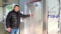 Бишкекте вирусту жок кылган терминал жасалды
