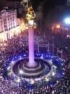 Mii de oameni cer la Tbilisi eliberarea lui Saakașvili