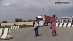Türkmen-Özbek 'aýralyk' serhedi
