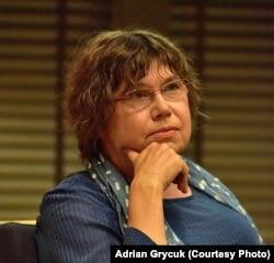 Барбара Энгелькинг, историк и социолог, директор Польского центра исследований Холокоста