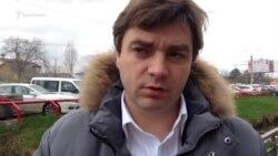 Суд по делу Николая Семены перенесли из-за маленького помещения (видео)