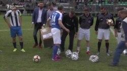 Fudbalski veterani igrali za FK Guber