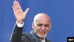 Presidenti i Afganistanit, Ashraf Ghani.