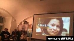Фестиваль «CrimeanSOS» у Празі, Чехія, 18 березня 2016 року