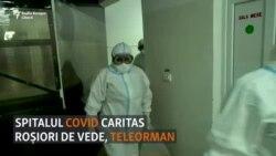 VIDEO Cum s-a votat cu urna mobilă în spitalele COVID