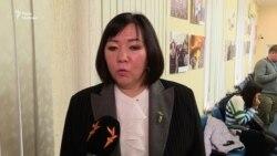 Шукачка притулку Жанара Ахметова про можливу екстрадицію в Казахстан – відео