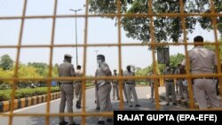 د هند امنیتي ځواکونه