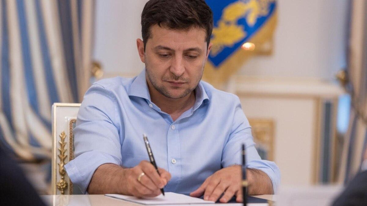 Зеленский провел кадровые изменения в военном руководстве страны
