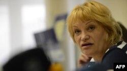 Лілія Шыбанава, архіўнае фота