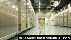 IRAN -- The interior of the Fordow Uranium Conversion Facility in Qom, November 6, 2019