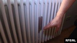 Пристрій, що виміряє кількість спожитого тепла