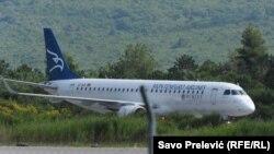Vlada Crne Gore predlogom zakona predviđa izdvajanja od 155 miliona eura novca za Montenegro Airlines