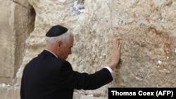 ԱՄՆ փոխնախագահ Մայք Փենսը Երուսաղեմում, 23-ը հունվարի, 2018թ.