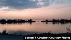 Владивосток. Гавань Моргородка