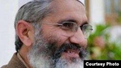 د جماعت اسلامي امیر سیراج الحق