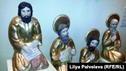 """""""Евангелисты"""", 19-й век. Из собрания Пермской художественной галереи"""
