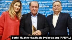 Emine Ceppar, İlmi Umerov ve Eskender Bariyev