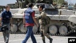 Трагические события августа 2008-го перевернули жизнь многих журналистов