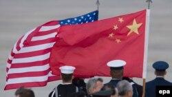 پس از انتخابات ریاستجمهوری آمریکا، رابطه پکن-واشینگتن با تنش هایی همراه شده است. عکس تزئینی است