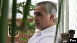 Parviz Kazemi was reportedly taken to Tehran's Evian prison.