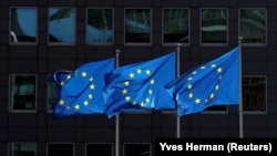 بیرق اتحادیه اروپا