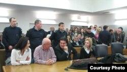 Пресуда за поранешниот сопственик на А1 телевизија Велија Рамковски во Судот во Скопје
