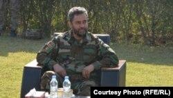 جنرال محمد یاسین ضیا، لوی درستیز قوای مسلح افغانستان