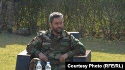 د افغانستان د دفاع سرپرست وزیر جنرال یاسین ضیا
