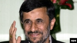 Iranian President Mahmud Ahmadinejad will seek another four-year term in June.