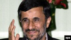 Iranian President Mahmud Ahmadinejad will seek another four-year term in June.