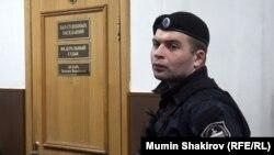 Басманный суд Москвы (архивное фото)