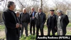 Ağdam rayonu sakinləri