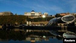 Тбилисидегі президент сарайы.