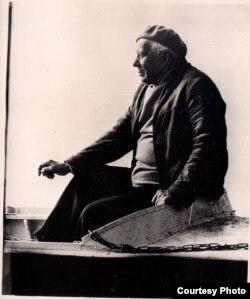 Міхась Лынькоў. 1965 г. З фондаў БДАМЛМ