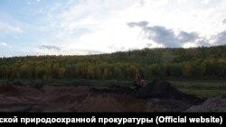Добыча полезных ископаемых на Байкальской природной территории
