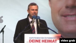 Норберт Ховер представлял на выборах президента Австрии правых популистов, симпатизирующих Кремлю