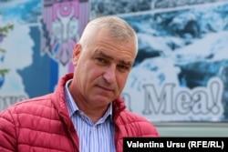 Moldova -Marcel Snegur, primarul comunei Parcova, raionul Edineț.